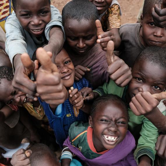 Collecte fonds pour lutter contre la faim
