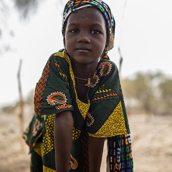 Combattons la faim dans le monde