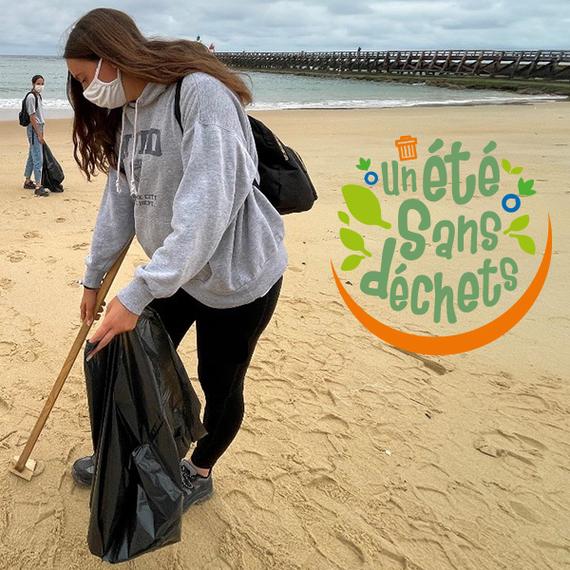Halte à la pollution des déchets!