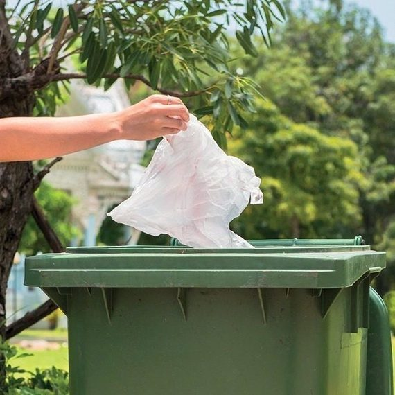 Ramassage de déchets
